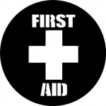 Standardstahlgobo Rosco First Aid 77678