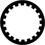 Standardstahlgobo Rosco Cog 78069